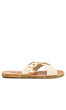 SANDALES THAIS LINKS Ancient Greek Sandals $255 NOUVEAUTÉ