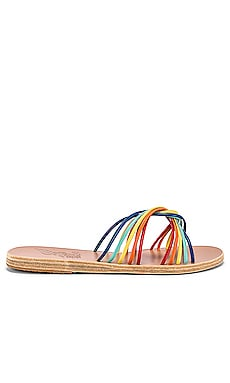 SANDALIAS ARCO IRIS XANTHI Ancient Greek Sandals $82
