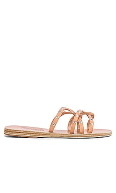 SANDALIA RECTA REVEKKA RIVETS Ancient Greek Sandals $310