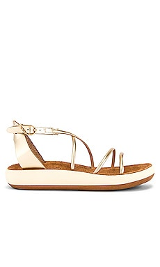 САНДАЛИИ ANASTASIA Ancient Greek Sandals $210