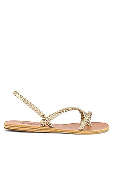 SANDALIA DE TIRAS YIANNA Ancient Greek Sandals $260