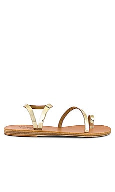 САНДАЛИИ ALPI ELEFHERIA Ancient Greek Sandals $230