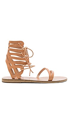 Dione Sandal in Natural