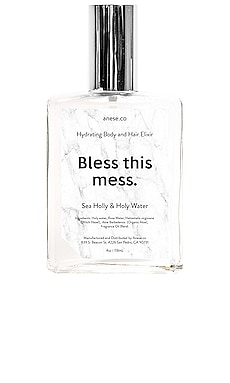 Bless This Mess Soothing Body & Hair Elixir in Sea Holly & Holy Water