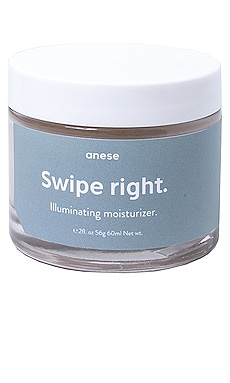 Swipe Right Illuminating Moisturizer anese $42