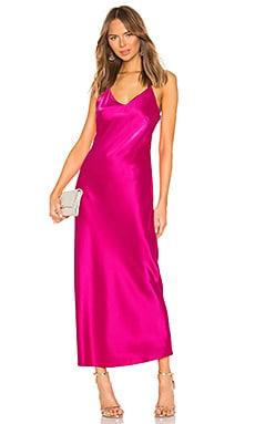 Rosemary Silk Slip Dress ANINE BING $499