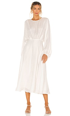 Миди платье serena - ANINE BING фото