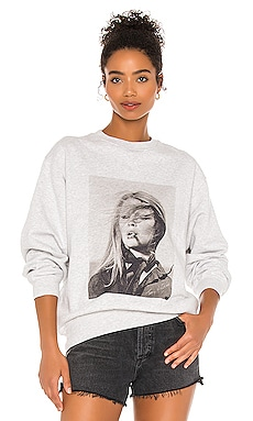 Ramona Sweatshirt AB x TO ANINE BING $169 NEW