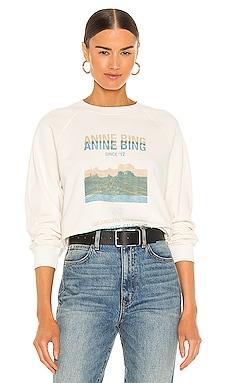 Arlo Desert Road Sweatshirt ANINE BING $169