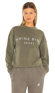 Sport Evan Sweatshirt ANINE BING $169