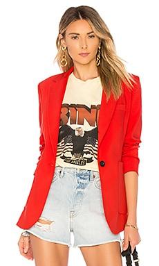 Купить Блейзер schoolboy blazer - ANINE BING, Блейзеры, Турция, Красный