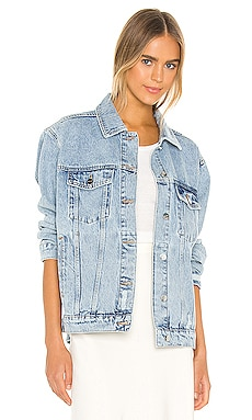 Rory Denim Jacket ANINE BING $299
