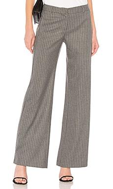 Широкие брюки arlo - ANINE BING