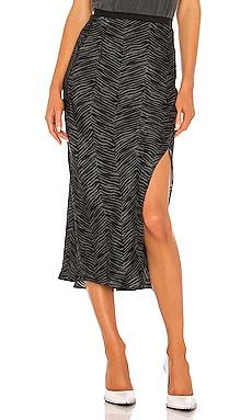 Dolly Silk Skirt ANINE BING $299