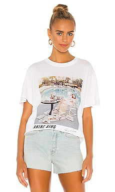 AB X TO Lili Tee ANINE BING $99 BEST SELLER