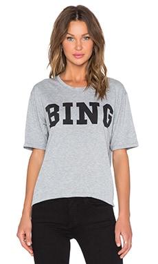 ANINE BING Bing Shirt in Grey