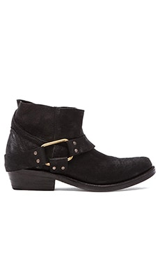 ANINE BING Biker Boot in Black