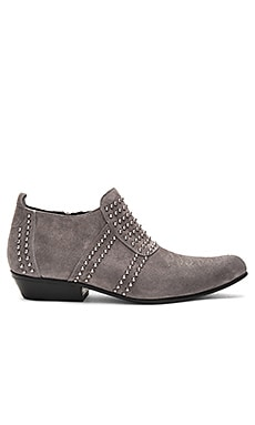 Low Charlie Bootie in Grey
