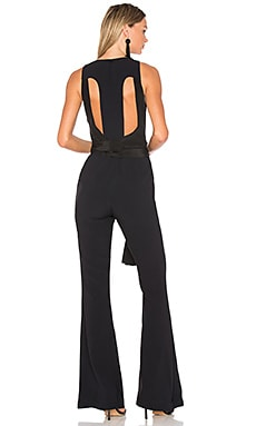 Flare Jumpsuit in Black