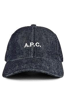 Charlie Baseball Cap A.P.C. $125