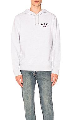 SUDADERA A.P.C. $119