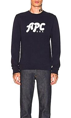 Gabe Sweatshirt A.P.C. $140 NEW ARRIVAL