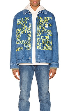 x Brain Dead Imhotep Jacket A.P.C. $261