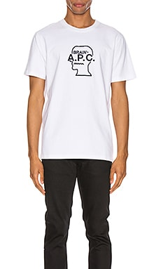 x Brain Dead Spooky T-Shirt A.P.C. $125