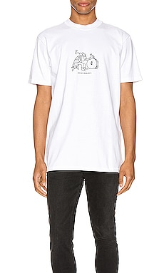 CAMISETA GRÁFICA ROUGH A.P.C. $65