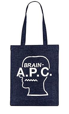 Brain Dead Tote Bag A.P.C. $51