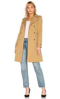 Alexis Trench Coat A.P.C. $278