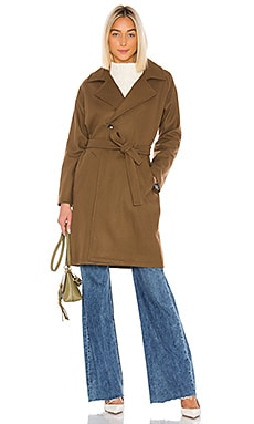 Manteau Bakerstreet Trench A.P.C. $252