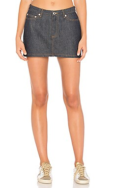 Mini Skirt A.P.C. $78 Collections