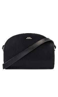 Sac Demi Lune Mini Bag A.P.C. $425