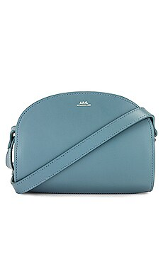 Sac Demi-lune Mini Bag A.P.C. $425 Collections