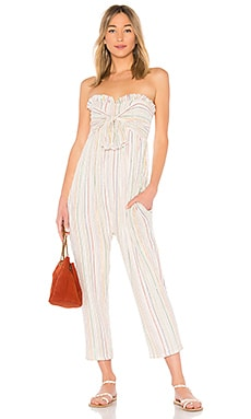 Gipsea Sleeveless Jumpsuit APIECE APART $350 BEST SELLER