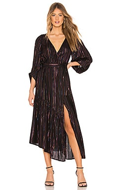 Bougainville Wrap Dress APIECE APART $395