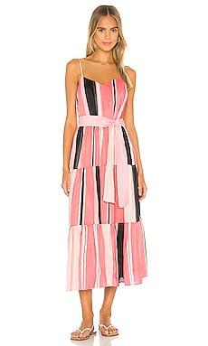 Marjana Spaghetti Maxi Dress APIECE APART $495