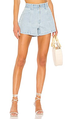 Claro Denim Short APIECE APART $193