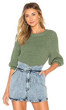 Serra Crop Sweater APIECE APART $90