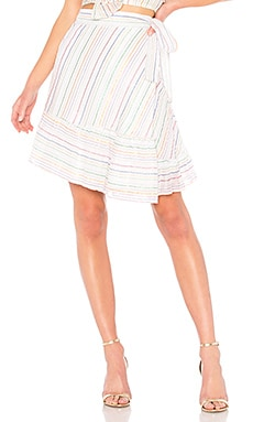 Tamarind Wrap Skirt APIECE APART $53 (FINAL SALE)