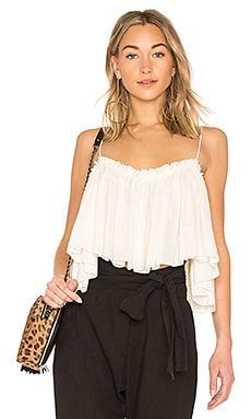 Sanna Cropped Camisole APIECE APART $195 Collections