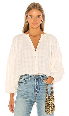 Nanook Shirred Button Up APIECE APART $159