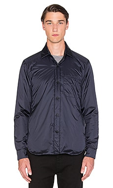 Apolis Transit Issue Shirt Jacket in Navy