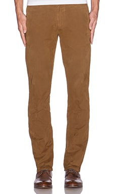 Apolis Standard Issue Utility Chino in Hunter Khaki