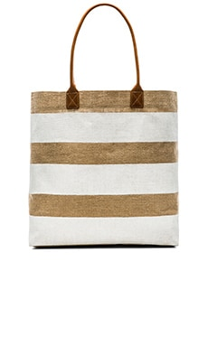 Apolis Beach Tote in White