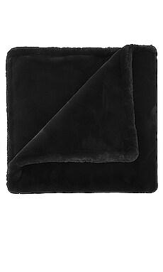 Shirley Faux Fur Blanket Apparis $250