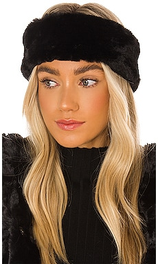 Eleni Faux Fur Headband Apparis $35 BEST SELLER
