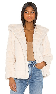 Goldie Faux Fur Jacket Apparis $215 NEW ARRIVAL