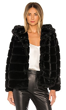 Goldie Faux Fur Jacket Apparis $215